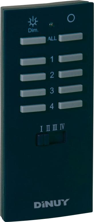 El mando Dinuy EM_MAN-001 que va a ser estudiado